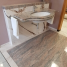 Badgestaltung_Waschtisch_Granit_Boden_Granit