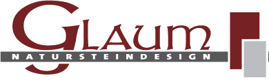 glaum natursteindesign logo